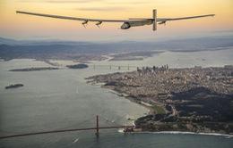 Máy bay năng lượng mặt trời Solar Impulse 2 thực hiện chặng bay thứ 10 vòng quanh thế giới