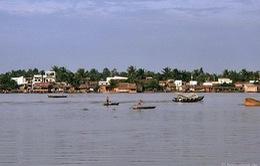 Nước mặn xâm nhập sâu hệ thống sông Sài Gòn - Đồng Nai