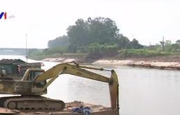 TT - Huế nghiên cứu nguồn nguyên liệu thay thế cát lòng sông