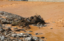 Tìm kiếm công nhân mất tích tại công trường thủy điện Đắk Mi 2