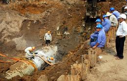 Hà Nội kiến nghị tạm dừng ký hợp đồng với nhà thầu Trung Quốc