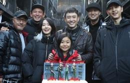 Song Joong Ki hoàn thành bộ phim điện ảnh mới