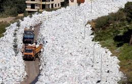 Người Lebanon nhập viện tăng cao đột biến do khủng hoảng rác