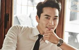 Công ty quản lý Song Seung Hun đau đầu vì tin đồn chia tay