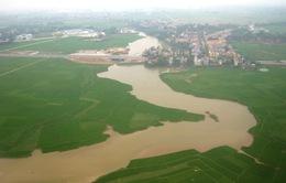Phê duyệt quy hoạch đê điều hệ thống sông Hồng, sông Thái Bình