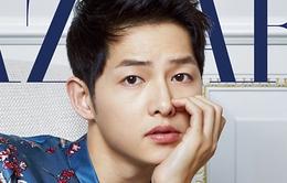 """Song Joong Ki """"hốt"""" tiền vượt mặt Lee Min Ho, Kim Soo Hyun"""