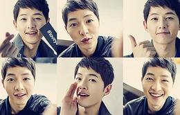 """Hé lộ quá khứ chuẩn """"thanh niên gương mẫu"""" của Song Joong Ki"""