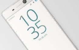 """Sony trình làng phablet Xperia XA Ultra với camera selfie """"khủng"""""""