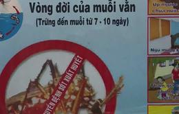 Nam Trung Bộ thiếu hóa chất phòng ngừa sốt xuất huyết