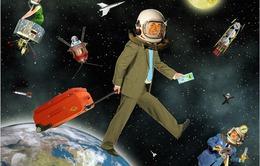 Phát triển các dự án du lịch vũ trụ ở Nga