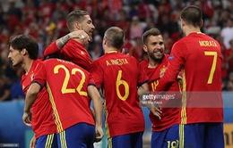 EURO 2016, Tây Ban Nha – Croatia: Ưu thế thuộc về nhà ĐKVĐ (2h00 ngày 22/6 trên VTV3 & VTV3HD)