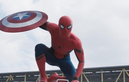 "Spider-Man xuất hiện ""chất lừ"" trong trailer mới của Captain America: Civil War"