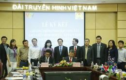 VTV và Liên minh HTX Việt Nam ký kết phối hợp tuyên truyền