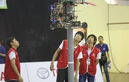 ĐH Công nghiệp Hà Nội bứt phá mạnh mẽ ở vòng loại 2 Robocon phía Bắc