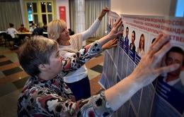 Bầu cử Hạ viện ở Nga: Đảng của TT Putin dẫn đầu