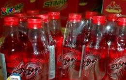 """Thông tin """"15 học sinh tử vong vì uống nước Sting"""" là không có thật"""
