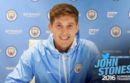 John Stones chính thức về Man City với giá bằng nửa Pogba