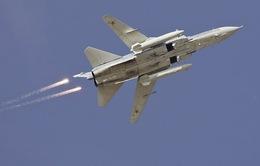 Máy bay chiến đấu Nga áp sát tàu tuần tra Ukraine