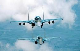 """""""Radar Thổ Nhĩ Kỳ phát hiện Su-34 của Nga xâm phạm không phận"""""""