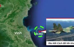 Mở rộng vùng tìm kiếm phi công và máy bay Su-30MK2