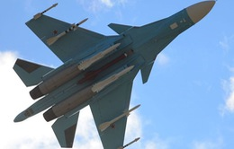 Algeria mua 12 máy bay tiêm kích ném bom Sukhoï SU-34 của Nga