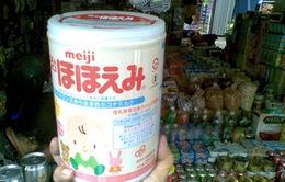 Sữa Meiji Nhật Bản ở Việt Nam có thể là hàng giả