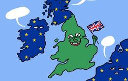 """Cư dân mạng thi nhau chọc ngoáy nỗi đau ĐT Anh sau """"Brexit 2"""""""