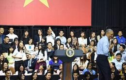 Tổng thống Obama lộ tài beatbox khi Suboi hat rap