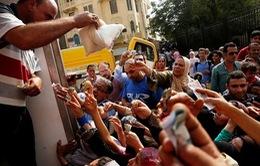 Tình trạng thiếu đường trầm trọng tại Ai Cập