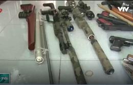 Cảnh báo nguy hiểm từ súng tự chế tại Kiên Giang