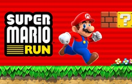 Super Mario Run cần kết nối Internet để trải nghiệm
