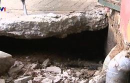 Người dân lo lắng vì nhà tái định cư chất lượng thấp