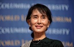Bà Aung San Suu Kyi được đề xuất làm cố vấn nhà nước Myanmar