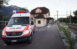 Hung thủ vụ tấn công bằng dao tại Thụy Sĩ thiệt mạng
