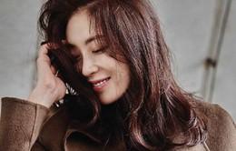Song Yoon Ah trẻ đẹp không ngờ ở độ tuổi U50