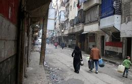 Thỏa thuận ngừng bắn tạm thời tại Syria bắt đầu có hiệu lực