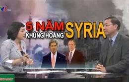 """""""Khủng hoảng Syria kéo dài là hậu quả của phong trào Mùa xuân Arab"""""""
