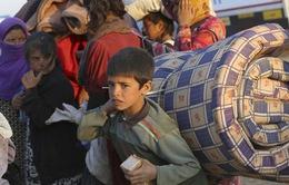Những con số đau xót về cuộc khủng hoảng nhân đạo Syria