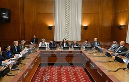 Hủy cuộc gặp thứ 2 trong tiến trình hòa đàm Syria