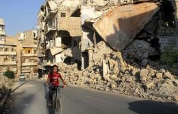 Syria lần đầu yên tiếng súng sau 5 năm nội chiến