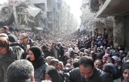 Vòng đàm phán hòa đàm mới về Syria tiếp tục bị trì hoãn
