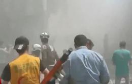 Thỏa thuận ngừng bắn tại Syria có nguy cơ đổ vỡ