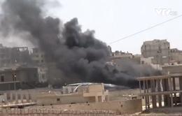 Quân đội Syria thả tờ rơi hướng dẫn lối thoát xuống Aleppo