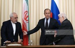Nga nêu nguyên tắc hợp tác trong vấn đề Syria