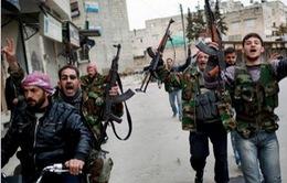 Lực lượng nổi dậy phản công quân đội Chính phủ Syria