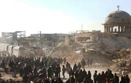 Nga đánh giá chiến dịch quân sự tại Syria