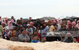 Jordan thắt chặt kiểm soát biên giới với Syria phòng ngừa tội phạm ma túy