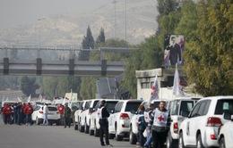 """Syria """"phớt lờ"""" đề nghị cứu trợ của LHQ"""