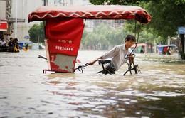 Trung Quốc: Vỡ đê tại Hồ Nam, 21.000 người phải sơ tán