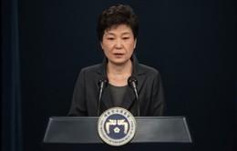 Tỷ lệ ủng hộ Tổng thống Hàn Quốc còn 4%